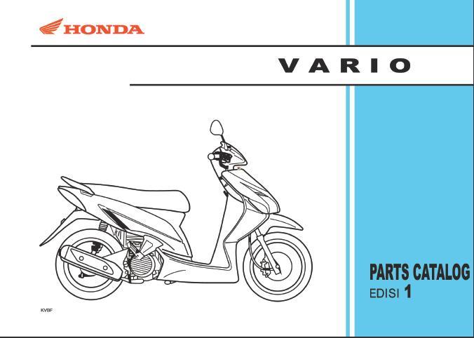 Suku Cadang Modifikasi Motor Honda Vario Techno | Autos Weblog