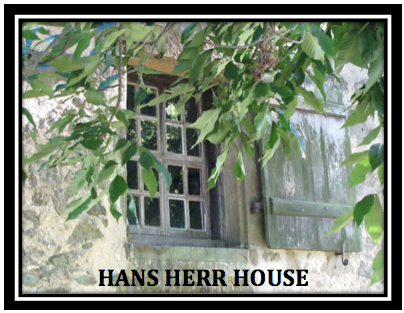 a tour to the hans herr house in lancaster county Enjoy your stay in lancaster county pa with these area attractions lancaster historic lancaster guided walking tour: queen street (717) 392-1776 hans herr house & museum: willow street, pa (717) 464-4438.