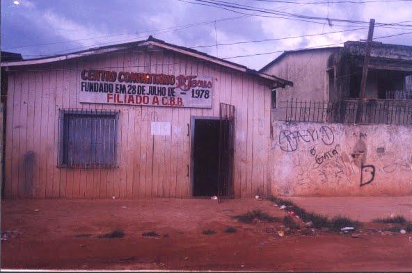 Centro Comunitário Bom Jesus - Terra Firme