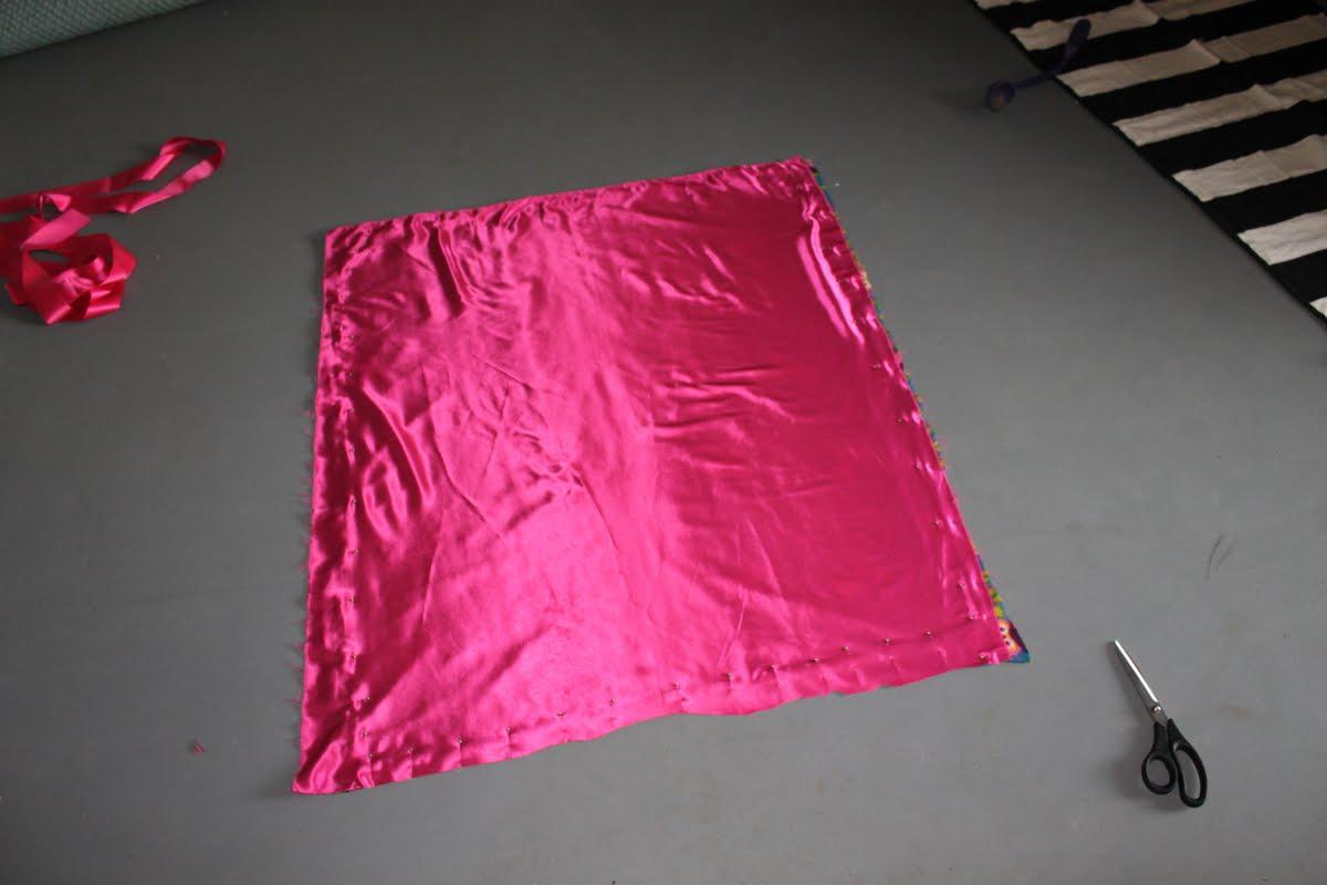 Diy Silky Baby Blanket Pretty Prudent