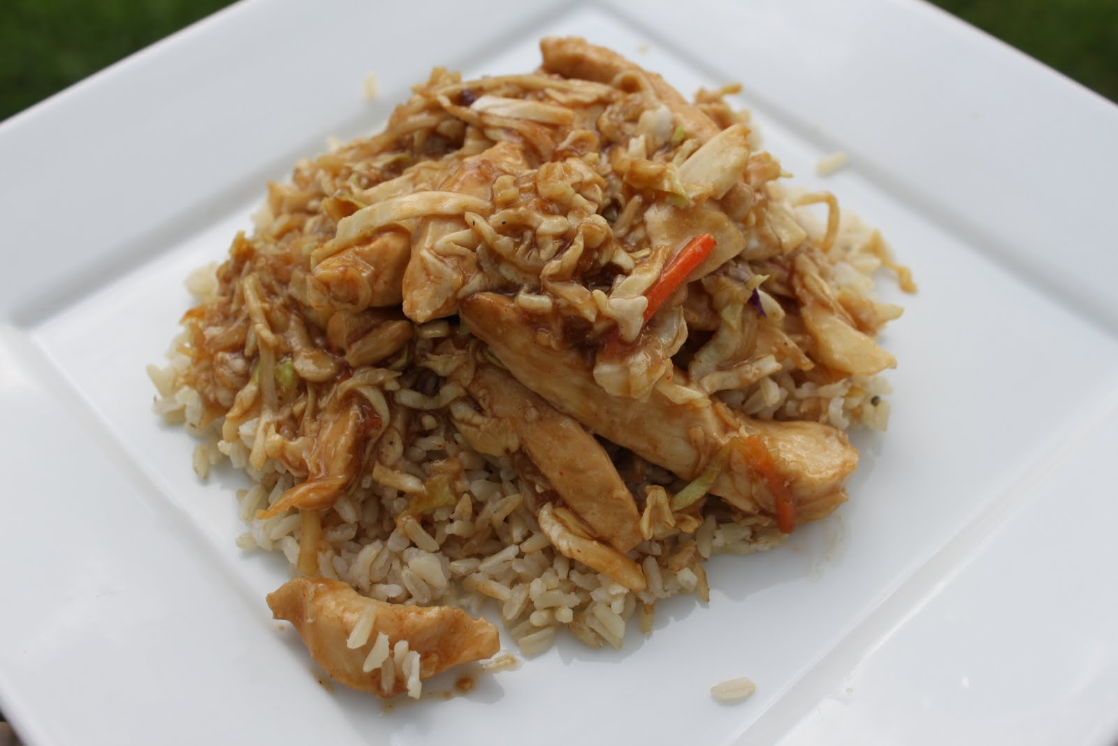Erin's Eatery: Moo Shu Chicken