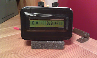 SA5BKE - ham radio blog: Test equipment - LC and multi