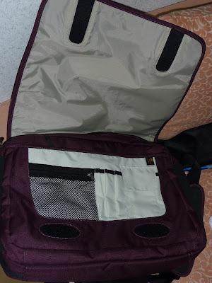 Jack Wolfskin Apogee Shoulder Bag 37