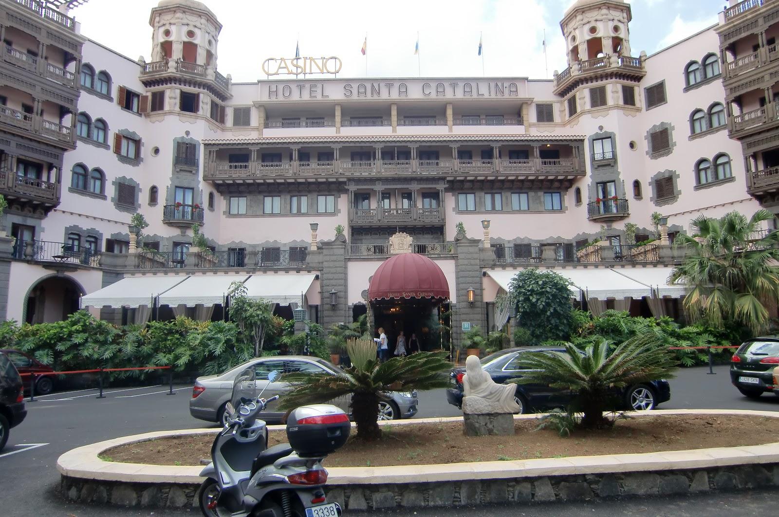 Hotel santa catalina en las palmas de gran canaria www for Cristalerias en las palmas de gran canaria