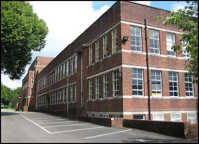 Jim's World: Bishop Gore school