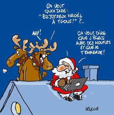Humour Pere+Noel