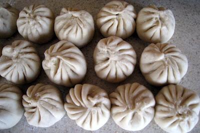 Pan-Fried Pau/Sang Cheen Pau