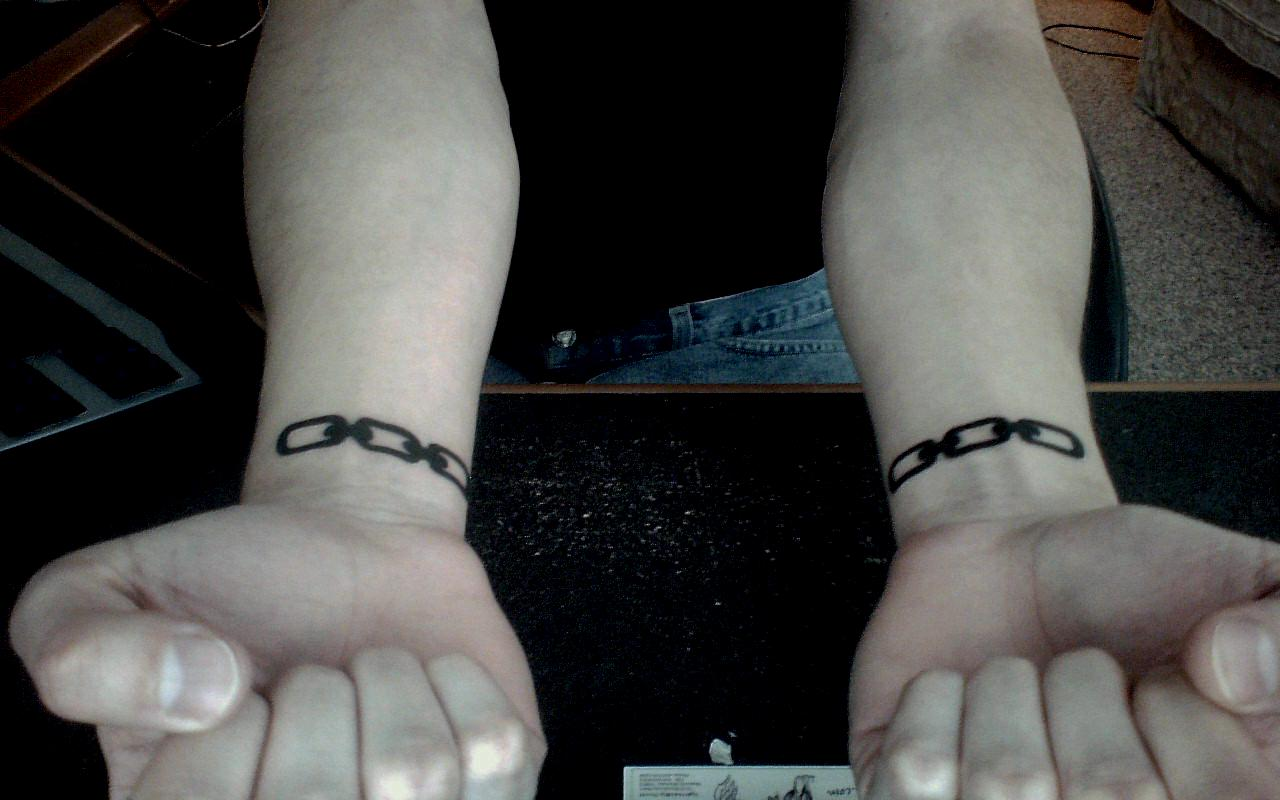 Pin man chooses a slave obeys tumblr picture on pinterest for Bioshock wrist tattoo