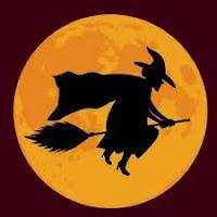 poze avatare de halloween cu baba cloanta