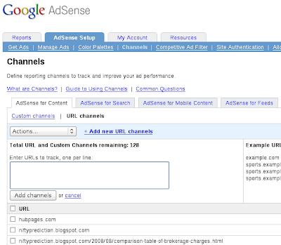 URL Channels