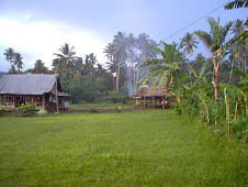 Traditional Samoan Fale