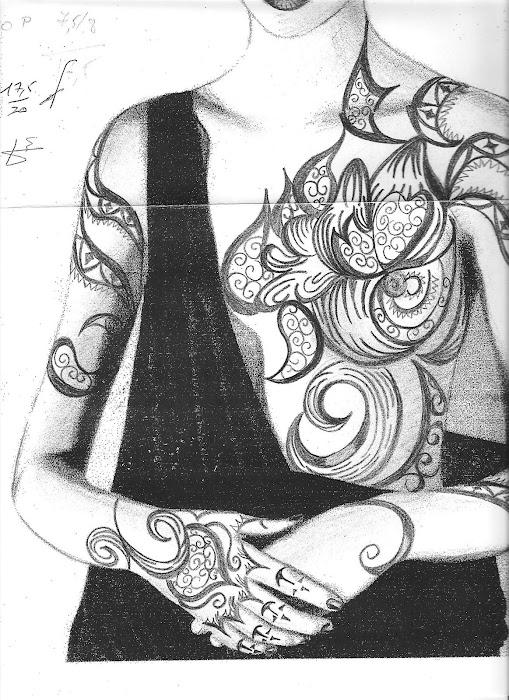 "exam bp body painting"" oriental"""