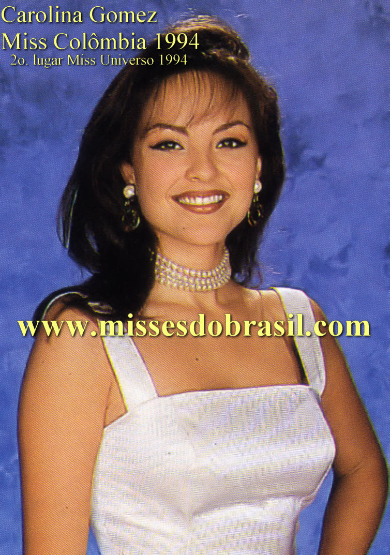Carolina Gómez (1st runner-up Miss Universe 1994) (Colombia) Carolina%2BG%C3%B3mez%2BCorrea,%2B1994,%2BMiss%2BCol%C3%B4mbia%2B2o.%2Blugar%2BMiss%2BUniverso%2B1994