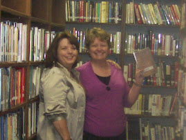 The Assistant Librarian at Hooker, OK and I