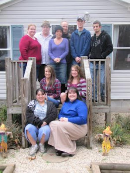 Misty, Josh, Me, Wendell, Michael, Aaron, Punky, Kiah, Renea and Stephanie