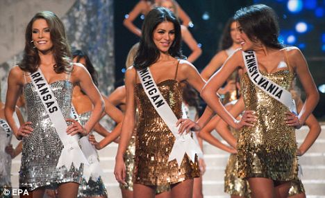 Miss usa stripper competition