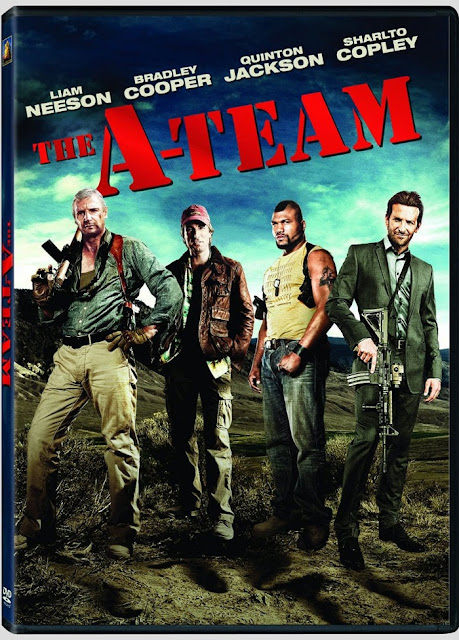 A-team Photoshop Disasters