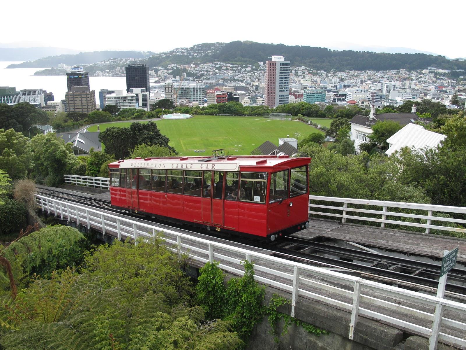 Nuestra Zelanda: Día 10 - 8 noviembre 2010