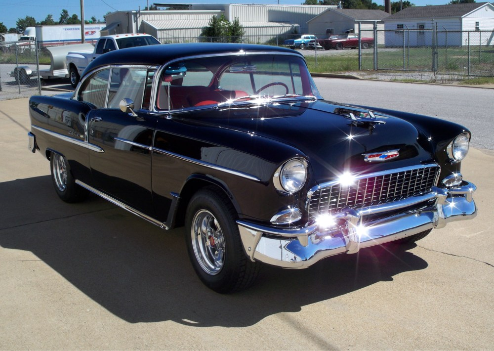 Muscle Car Classics 1955 Chevrolet Bel Air