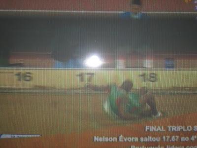 Nélson Évora - Campeão Olímpico do Triplo Salto 2008