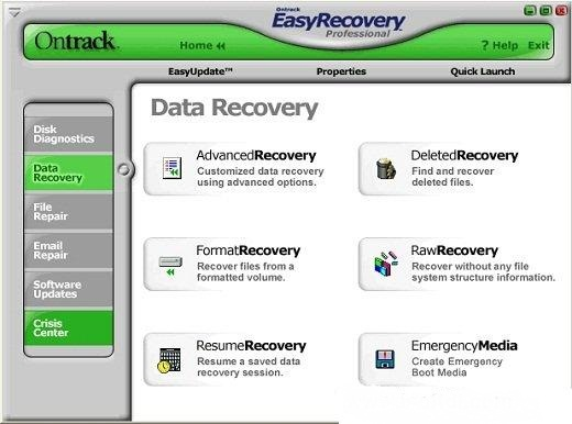 Ontrack easyrecovery professional 6 21 03 full