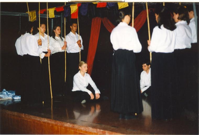 """Voces de muerte... 1998. GET """"Pérez Comendador"""""""