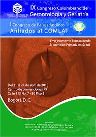 IX Congreso Colombiano de Gerontología y Geriatría