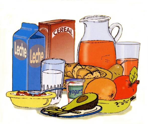 Los Alimentos