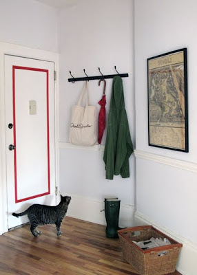7 Small Ways to Add Class to Your Apartment Entryway