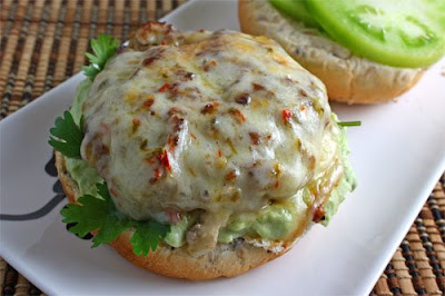 Rachael ray single burger mold