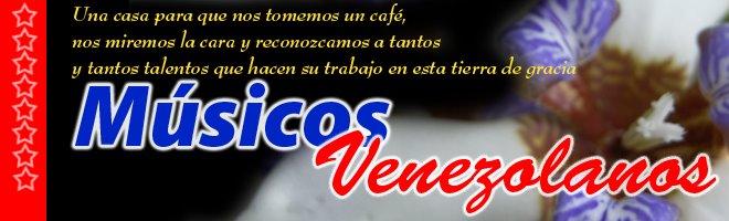 Músicos Venezolanos
