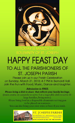 Open doors happy feast day to all of you
