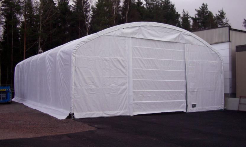 Portable Building Tents : Portable garage shelter king instant garages storage