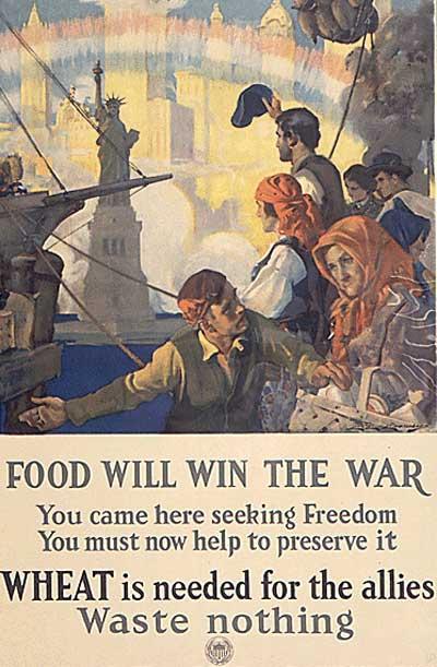 world war 1 propaganda posters. US World War I propaganda