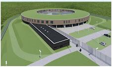 Nieuw gesloten centrum in aanbouw / Nouveau centre fermé en construction