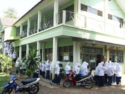Gedung MTs. Syarifuddin