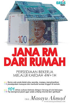Buku-Jana RM Dari Rumah. Klik pada cover buku untuk tempahan &amp; pembelian.