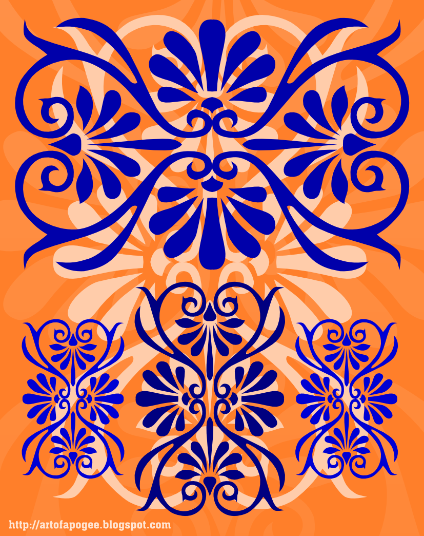 is kerawang kerawang is malaysian word for floral vector arts