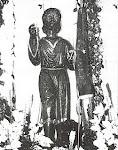 Imagen del San Juan Bautista antiguo