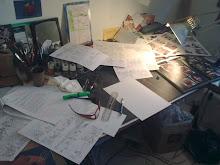 Mon bureau / My desk