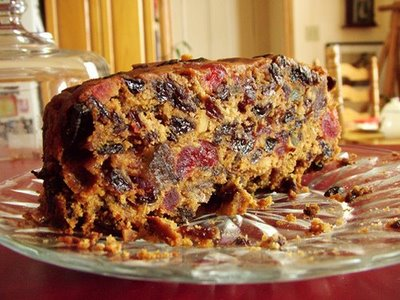 christmas fruit cake australia