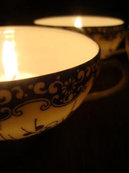 romantisch lichtje