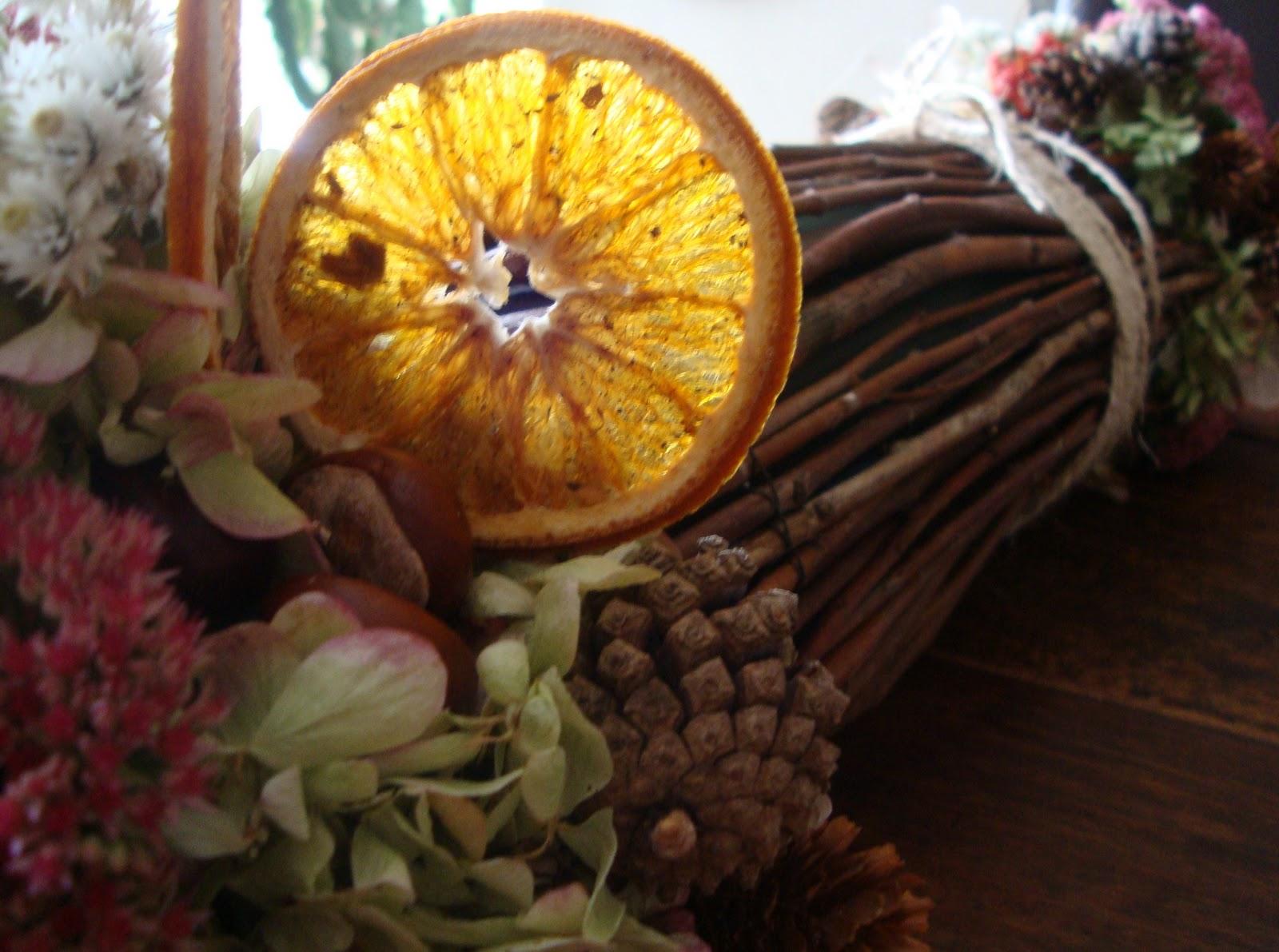 Kom Achterom  Herfst decoratie voor de schouw