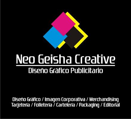 ||| NEO GEISHA CREATIVE - DISEÑO GRAFICO PUBLICITARIO |||