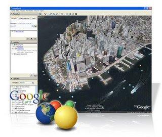 >Google Earth 4.3