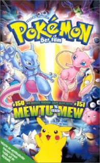 plakat1kt4 >Pokémon   O Filme   Mew vs Mewtwo