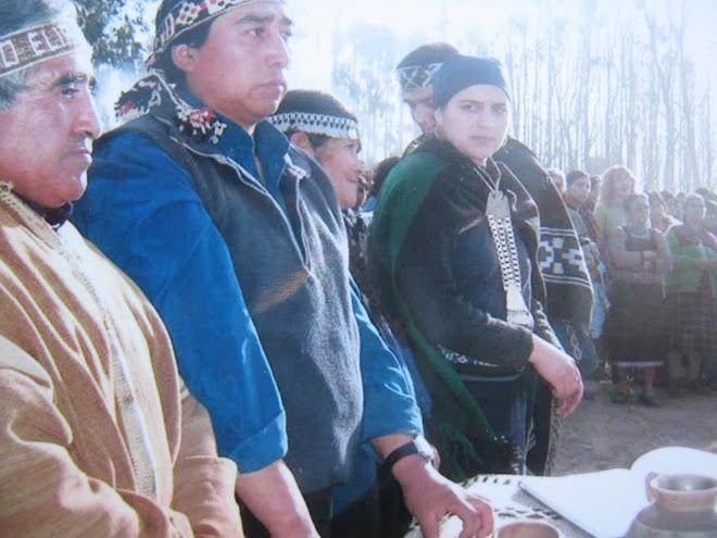 Cordinacion de Comunidades MapucheOrganizacion Mapuche de Neuquen