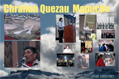 Chraung kezau Mapuche