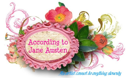 According to Jane Austen...