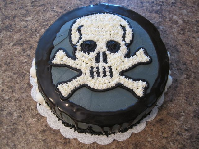 Your Happy Baker Skull Birthday Cakeat I Wanted To Keep For
